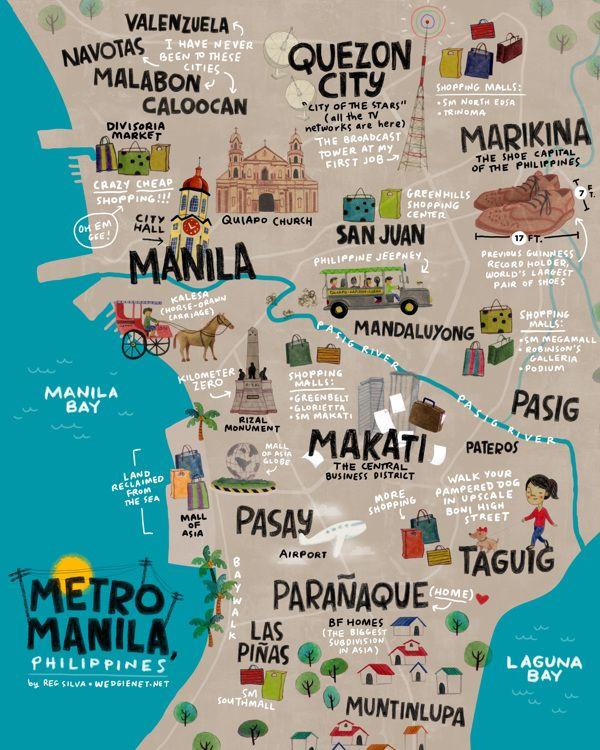 馬尼拉-菲律賓遊學