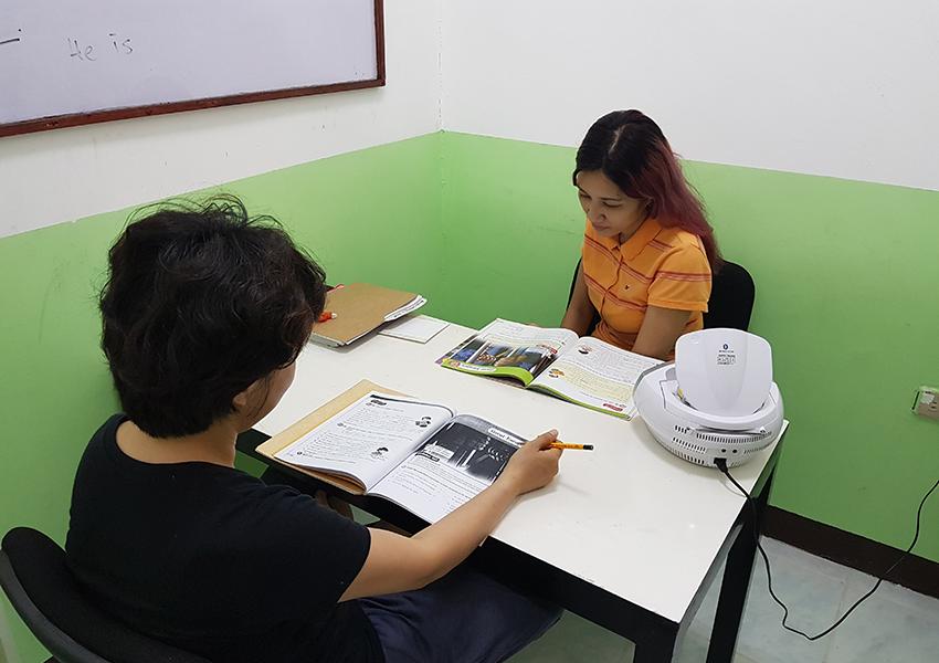 We Academy 語言學校上班族進修一對一課程