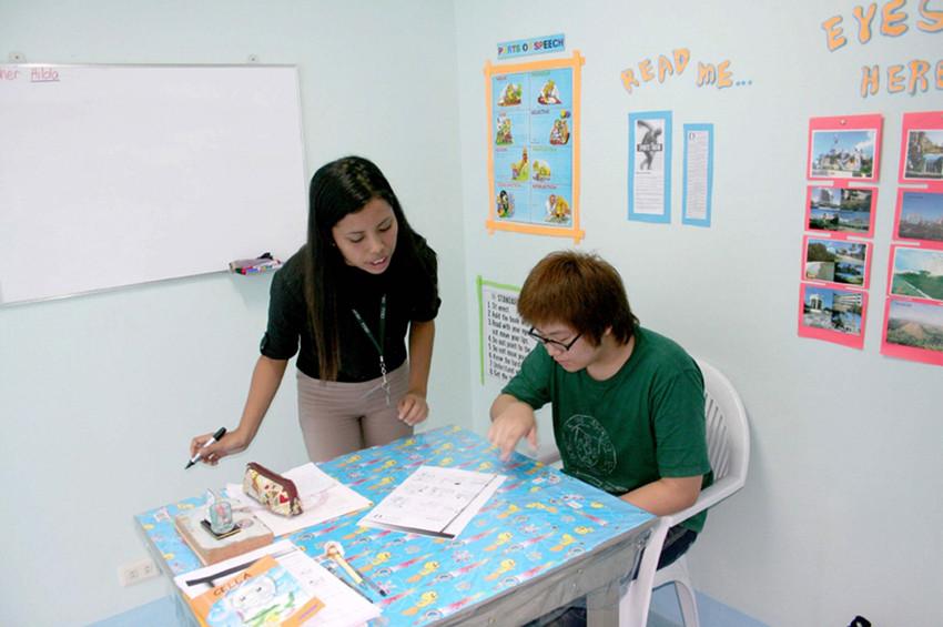 CELC 菲律賓宿霧斯巴達語言學校一對一課程