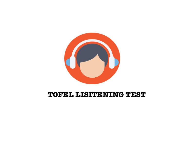 托福考試聽力題型