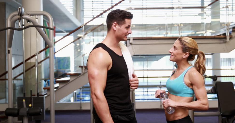 健身相關對話